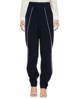 Повседневные брюки JONATHAN SIMKHAI. Цвет: темно-синий