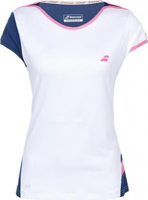 Футболка женская  Perf Cap Sleeve Top Babolat