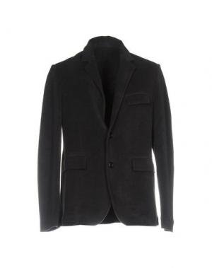 Пиджак CAMO. Цвет: стальной серый