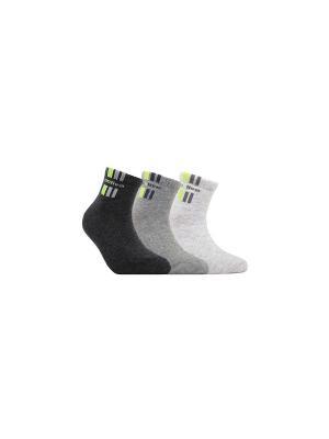 Носки Active Conte Kids. Цвет: темно-серый, светло-серый, серый