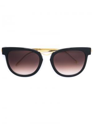 Солнцезащитные очки Thierry Lasry. Цвет: чёрный