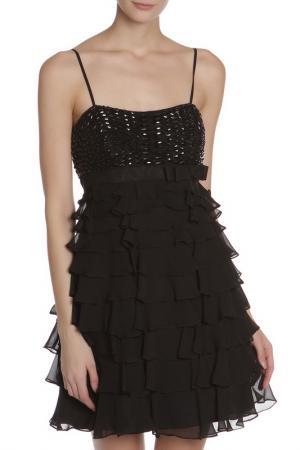 Платье LEXUS. Цвет: черный