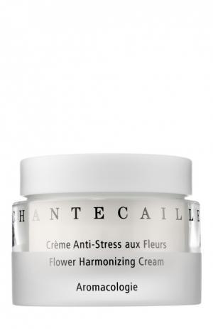 Восстанавливающий крем антистресс для лица с цветочными экстрактами Flower Harmonizing Cream Chantecaille. Цвет: бесцветный