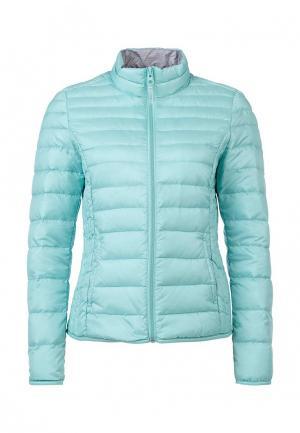 Куртка утепленная s.Oliver. Цвет: мятный