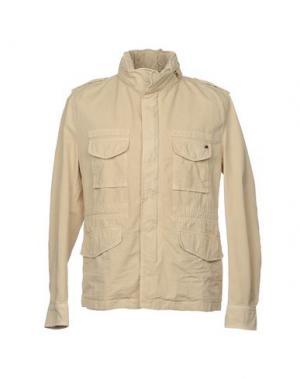 Куртка MASON'S. Цвет: бежевый