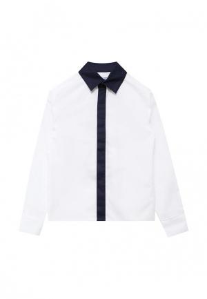 Рубашка Смена. Цвет: белый