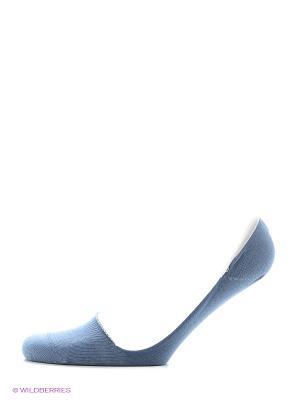 Носки мужские, следки Хох. Цвет: синий