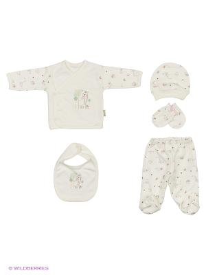 Комплекты одежды Bebitof Baby. Цвет: кремовый