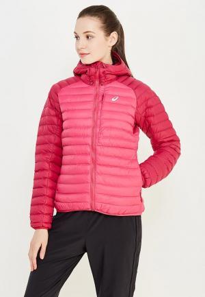 Куртка ASICS. Цвет: розовый