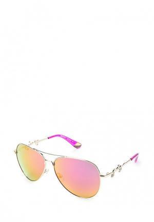 Очки солнцезащитные Juicy Couture. Цвет: разноцветный