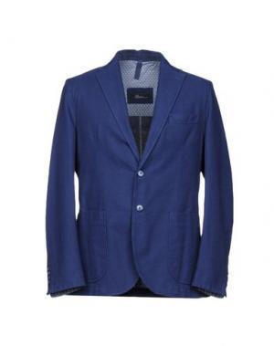 Пиджак RIVIERA. Цвет: темно-синий