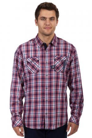 Рубашка с длинным рукавом QS. Цвет: разноцветный