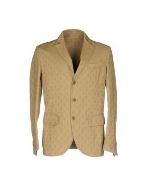 Пиджак MONTEDORO. Цвет: песочный
