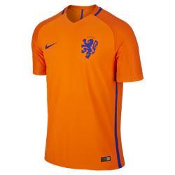Мужская футбольная джерси 2016 Netherlands Vapor Match Home Nike. Цвет: оранжевый