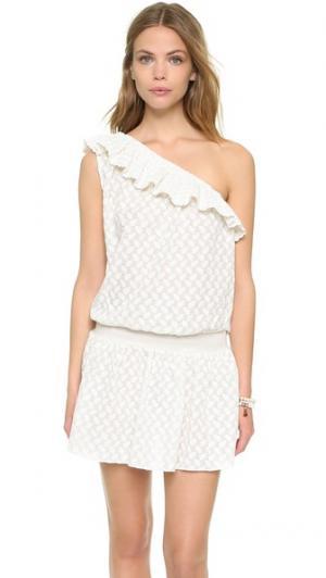 Платье Rio PALOMA BLUE. Цвет: белый