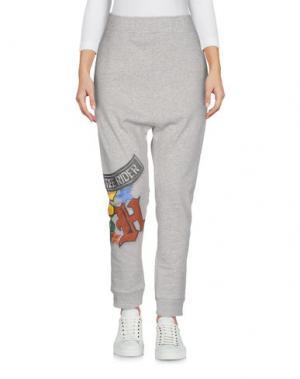 Повседневные брюки SHOP ★ ART. Цвет: светло-серый