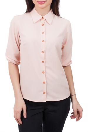 Рубашка Pure. Цвет: розовый