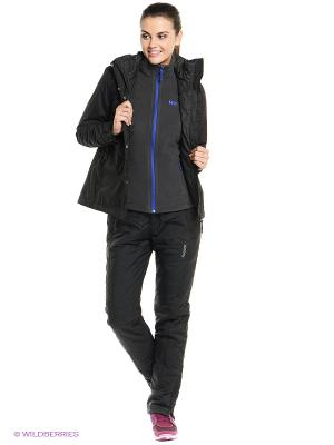 Куртка W GRANVILLE CIS JACKET Helly Hansen. Цвет: черный