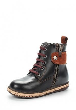 Ботинки Kakadu. Цвет: черный