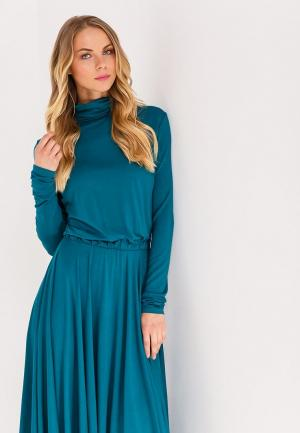 Платье Nastasia Sabio. Цвет: бирюзовый
