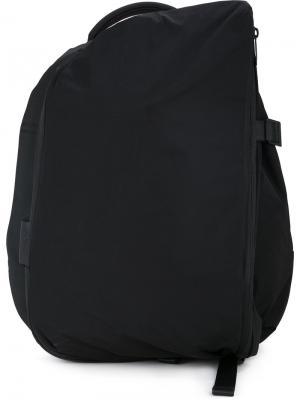 Маленький рюкзак Isar Côte&Ciel. Цвет: чёрный