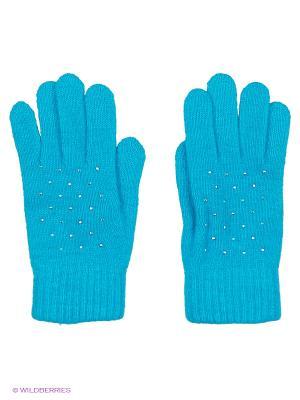 Перчатки Maxval. Цвет: бирюзовый