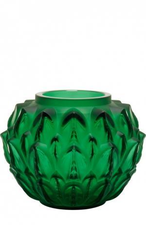 Ваза Cynara Lalique. Цвет: бесцветный