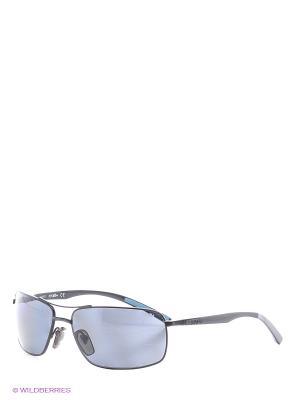 Солнцезащитные очки RH 766 03 Zerorh. Цвет: синий