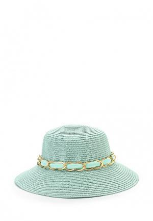 Шляпа Be.... Цвет: бирюзовый