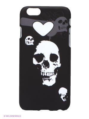 Чехол для iphone 6 WB. Цвет: черный