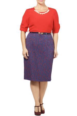 DRESS Zedd Plus. Цвет: red, blue