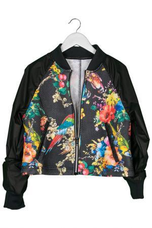 Куртка Orby. Цвет: черный
