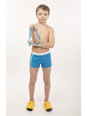 Плавки детские VSWorld VS. Цвет: голубой