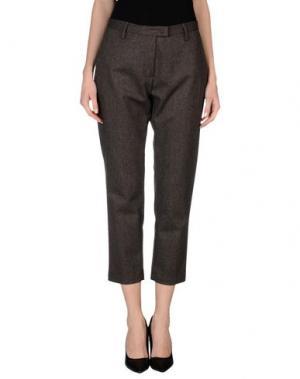 Повседневные брюки LIVE CONCEPT. Цвет: свинцово-серый