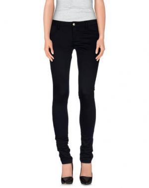 Повседневные брюки MONKEE GENES. Цвет: черный