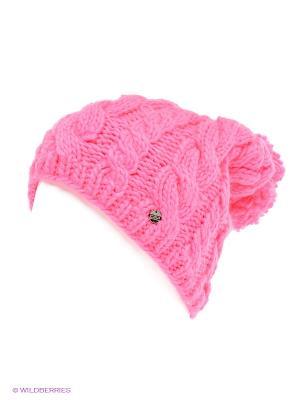 Шапка CMP. Цвет: розовый