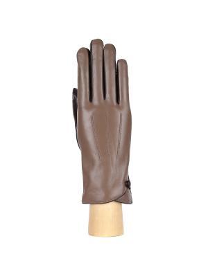 Перчатки Fabretti. Цвет: бежевый