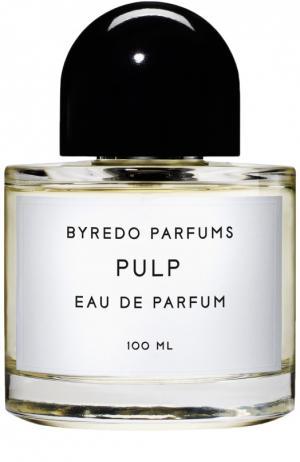 Парфюмерная вода Pulp Byredo. Цвет: бесцветный