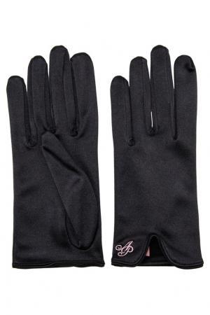 Перчатки для чулок Agent Provocateur. Цвет: черный