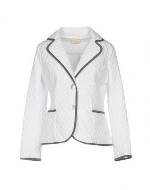 Пиджак CLUB VOLTAIRE. Цвет: белый