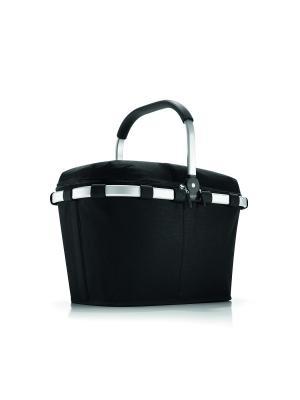 Термосумка Carrybag black Reisenthel. Цвет: черный