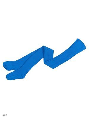 Колготки Janus. Цвет: синий
