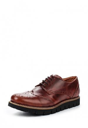 Туфли Dali. Цвет: коричневый
