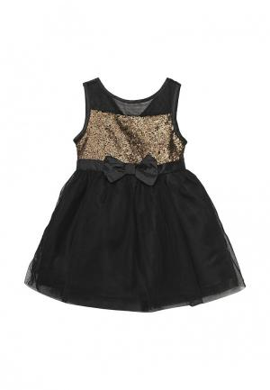 Платье Boom. Цвет: черный