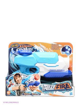 Супер Сокер Заморозка Hasbro. Цвет: синий, зеленый, красный, оранжевый