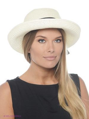 Шляпа Emily (белая) Kawaii Factory. Цвет: молочный