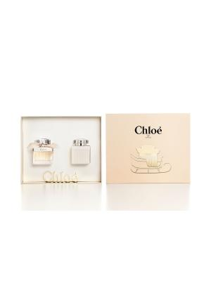 Chloe Signature Парфюмерная вода 50мл + лосьон для тела 100мл. Цвет: прозрачный