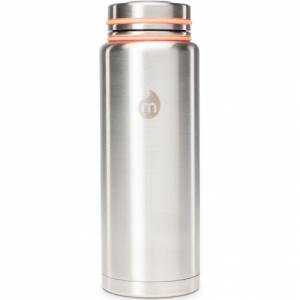 Термобутылка Для Воды MIZU. Цвет: stainless steel w v lid