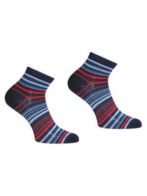 Носки 2 пары Master Socks. Цвет: темно-синий