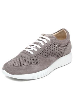 Кроссовки Baldinini Trend. Цвет: серый